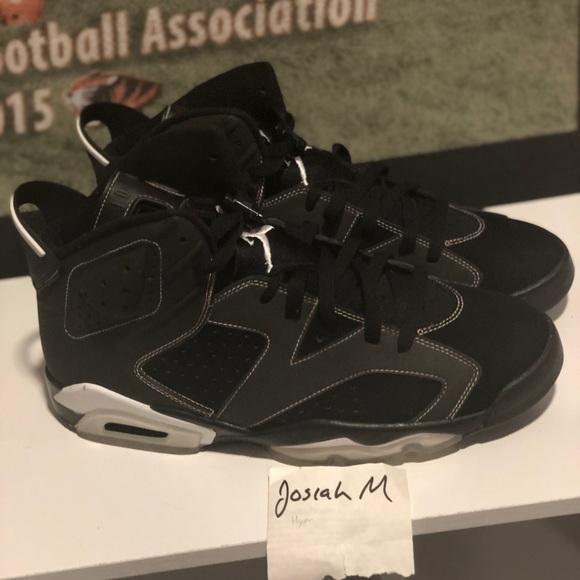 Jordan Shoes   Laker 6s Sz 1   Poshmark